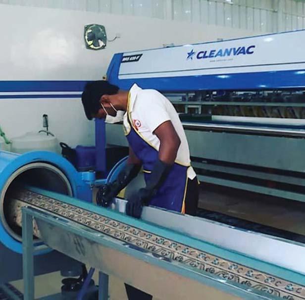 قالیشویی اتوماتیک